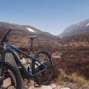 Guided Ride - Kona bikes - Cairngorms