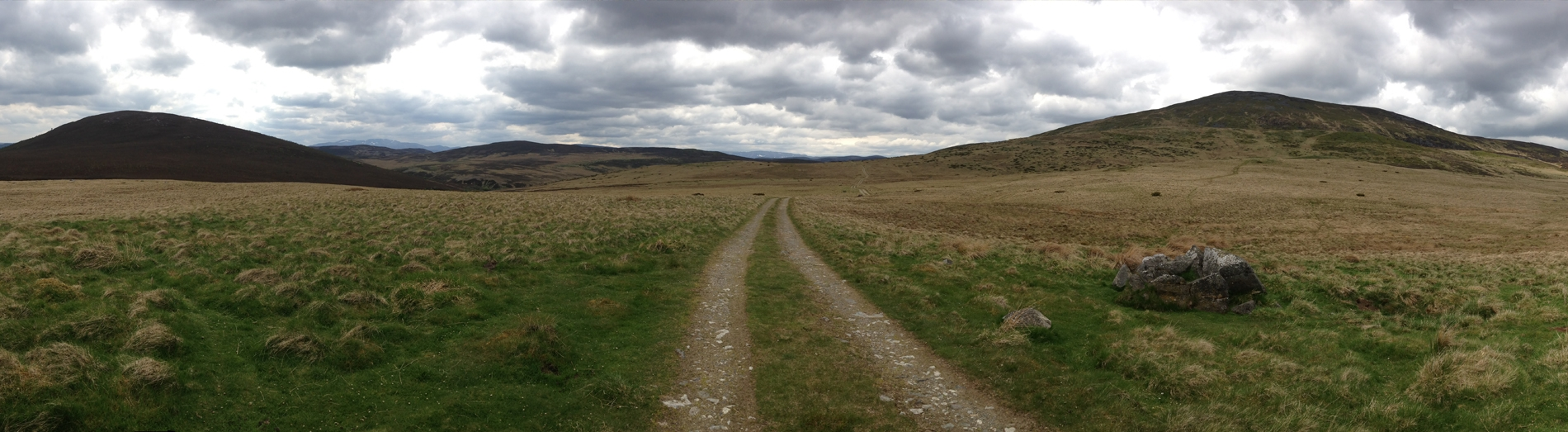 Guided Ride - views of Morven