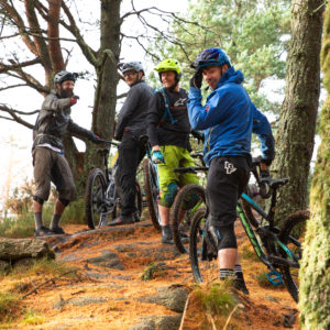 Coaching Session - Line choice - Pitfichie DH