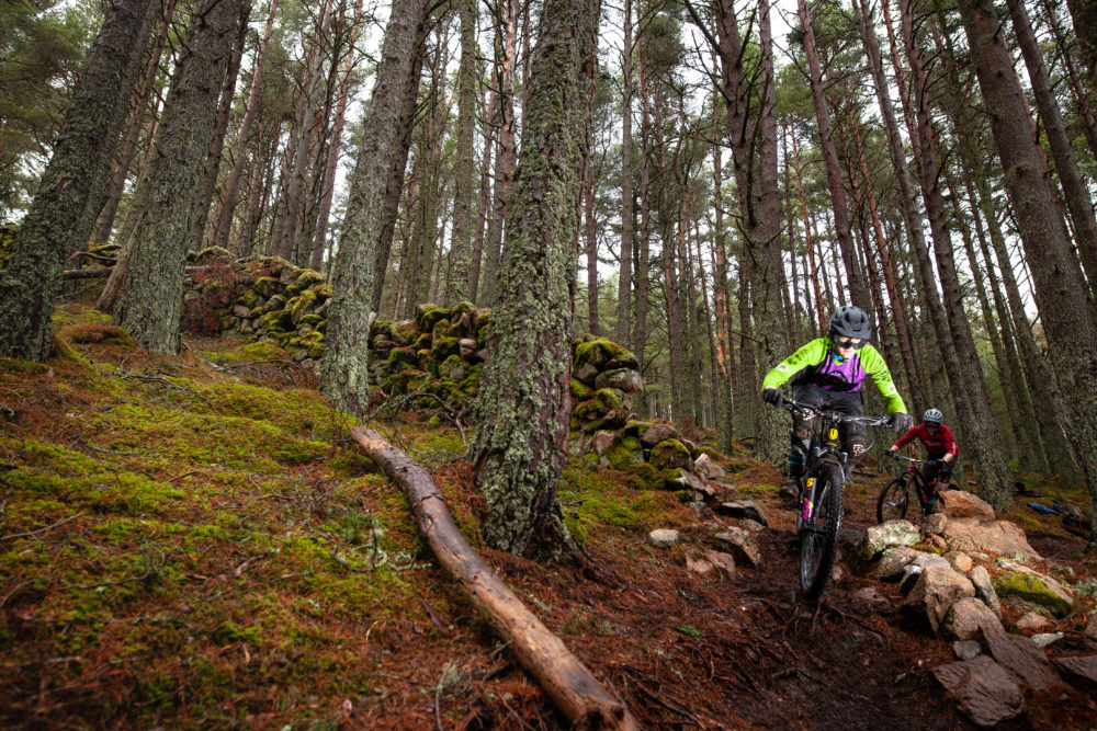 Guided Ride - Hot spot - Ballater - Mastermind