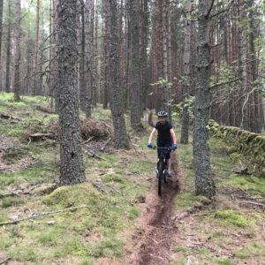 Aboyne trails Advanced RIPAs